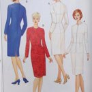 Butterick Sewing Pattern 5627 Ladies Misses Fitting Shell & Dress Size 14 New
