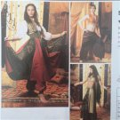 Simplicity Sewing Pattern 5359 Ladies Misses Costume Belly Dancing Size 6-12 New