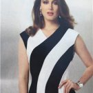 Vogue Sewing Pattern Claire Shaeffers 9145 Misses Dress Size 16-24 New