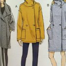 Vogue Sewing Pattern Very Easy Vogue 9136 Misses Coat Size XS-M New