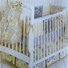 Kwik Sew Sewing Patterns 3685 Crib Comforter Skirt Fitted Sheet Diaper Stacker