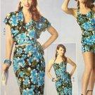 Butterick Sewing Pattern 6354 Misses/Ladies Petite Bolero Bustier Size 14-22 New