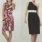 New Look Sewing Pattern 6912 Ladies Misses Design Your Look Dress Size 4-16 New