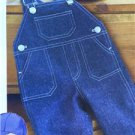 Kwik Sew Sewing Patterns 3145 Baby Infant Overalls Hat Size S-XL New
