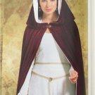 Butterick Sew Pattern 4377 Misses Ladies Camelot Dress Cape Hood Size 14-20 New