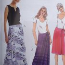 Kwik Sew Sewing Pattern 2954 Misses Ladies Wrap Skirts Size XS-XL  New