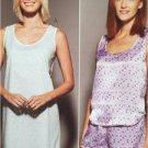Kwik Sew Sewing Pattern 3645 Misses Ladies Sleepwear Size XS-XL New