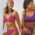 Kwik Sew Sewing Pattern 3239 Ladies Misses Swimsuit Size XS-XL New