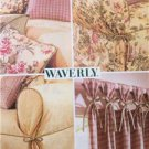 Butterick Sewing Pattern 3877 Easy to Do Slipcovers Waverly Drapes New Covers