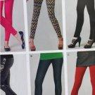 McCalls Sewing Pattern 6173 Misses Ladies Leggings Pants Size 16-22 L-XL New