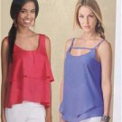 Simplicity Sewing Pattern 1424 Ladies Misses Pullover Tops Size 14-22 New