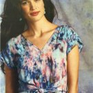 Vogue Sewing Pattern Rebecca Taylor 1395 Misses Ladies Lined Dress Size 8-16 New