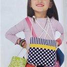 McCalls Sewing Pattern 6997 Six Lined Bags New Learn To Sew
