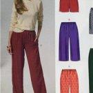 McCalls Sewing Pattern 6843 Misses Ladies Shorts Pants Size XS-M 4-14 New