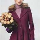 McCalls Sewing Pattern 6800 Misses Ladies Lined Coat Belt Size 6-14 New