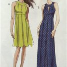 Vogue Sewing Pattern Very Easy Vogue 8574 Misses Dress Size 14-20 New