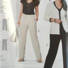 Burda Sewing Pattern 6952 Misses Plus Size Pants Size 18-34 New
