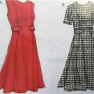 Vogue Sewing Pattern Vogue Easy Options 8828 Misses Petite Dress Size 6-14 New
