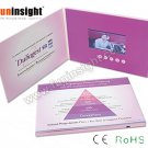 Innovative 4.3'' Video Brochure LCD Card Marketing Tool from China Supplier