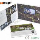 Full Color 4.3'' Video Brochure Card Technology in Print A5 Landscape 128MB