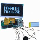 4.3 inch Touch Screen Video Module Card Components 128MB VCM-043T