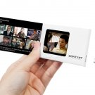 2.4'' Video Business Card 128MB Memory FVB242 for VIP Gifts