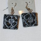 Handmade Polymer Clay Earrings - set 4