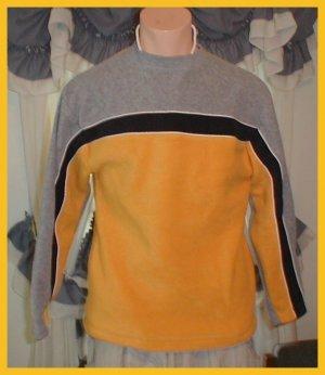 Boy's Fleece Pullover Size L , by Arizona