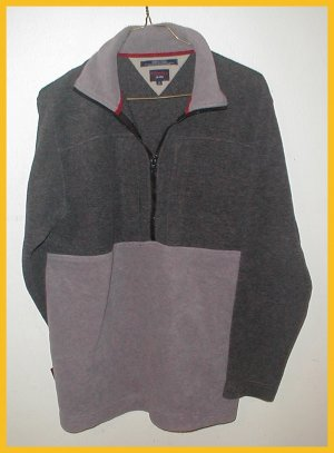 Men's Fleece Pullover, Jacket, size M by Tommy Jeans