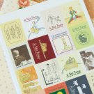 Little Prince cartoon stamp stickers