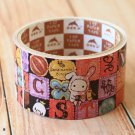 Sentimental Circus cute cartoon large deco paper tape