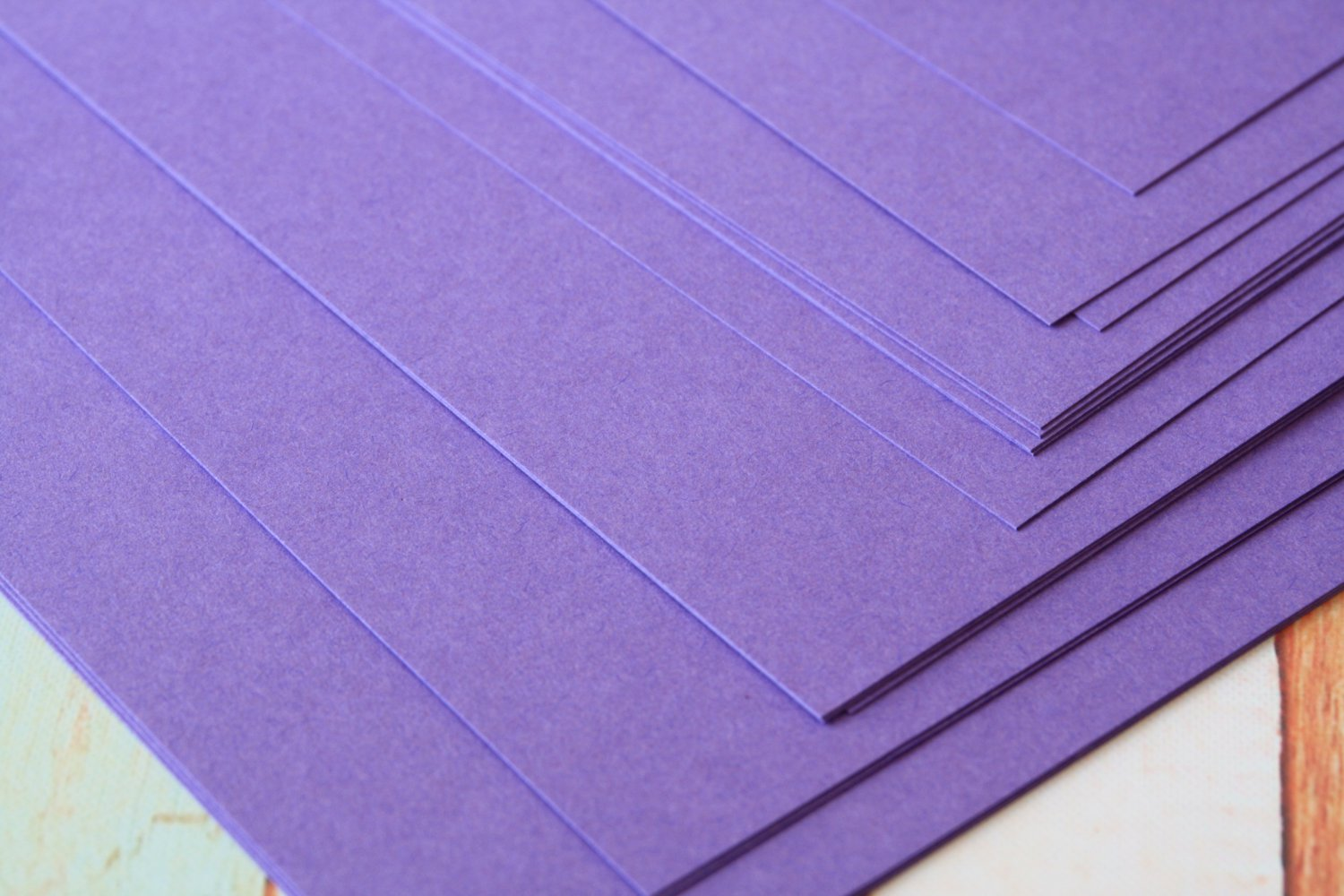 Orchid Violet cardstock 260gsm 95lbs cover A4 size