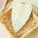 Bridesmaid East of India Large Heart gift tags