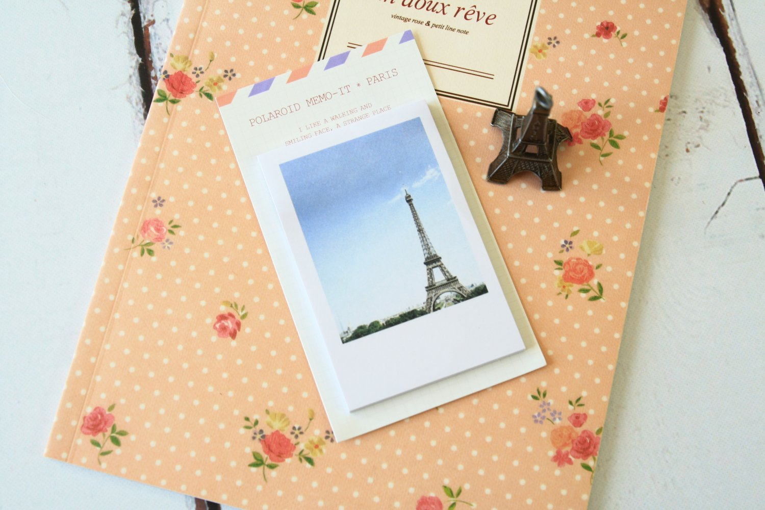 Photo-It Paris Eiffel sticky notes