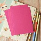 Magenta Pink postcard blanks