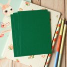 Holly Green postcard blanks