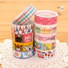 Cartoon & Travel 10pc mini tapes set Series 9-5