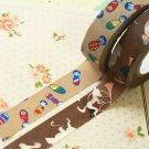 Set F Classiky Cartoon Washi Tape Set