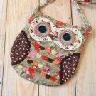Florence Ditsy Owl Vintage Floral shoulder bag