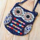 Montague Ditsy Owl Vintage Floral shoulder bag