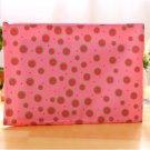 Pink Summer Fruits File Bag