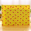 Yellow Summer Fruits File Bag