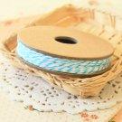 Aqua Blue Divine Twine 20yd string spool