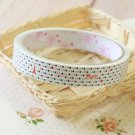 Polka Dot Paris cartoon deco tape Series 9