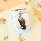 Kathreiners retro cartoon mini tin box