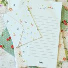Yellow Bird Time Diary writing paper and envelopes letter set