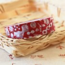 Red Squirrel Classiky Ten to Sen Cartoon Washi Tape Set