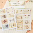 01 Atelier Ancien cartoon stamp stickers
