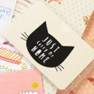 01 Meow Cat cartoon card holder