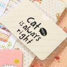 05 Meow Cat cartoon card holder